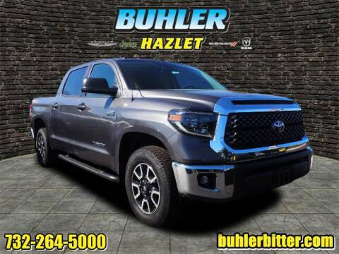2019 Toyota Tundra for sale at Buhler and Bitter Chrysler Jeep in Hazlet NJ