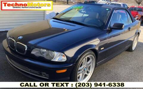 2002 BMW 3 Series for sale at Techno Motors in Danbury CT