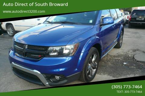 2015 Dodge Journey for sale at Auto Direct of South Broward in Miramar FL