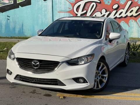 2014 Mazda MAZDA6 for sale at Palermo Motors in Hollywood FL