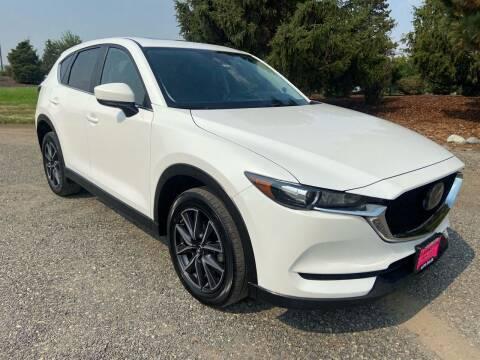 2018 Mazda CX-5 for sale at Clarkston Auto Sales in Clarkston WA