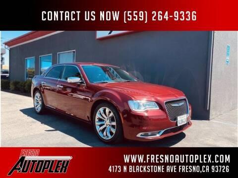 2017 Chrysler 300 for sale at Fresno Autoplex in Fresno CA