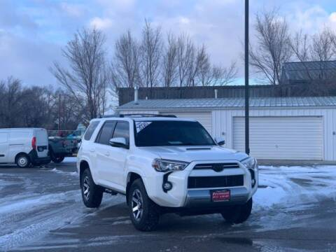 2020 Toyota 4Runner for sale at Rocky Mountain Commercial Trucks in Casper WY