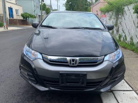 2012 Honda Insight for sale at MFT Auction in Lodi NJ