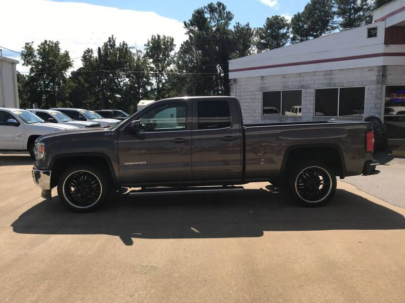 2014 GMC Sierra 1500 for sale at Northwood Auto Sales in Northport AL