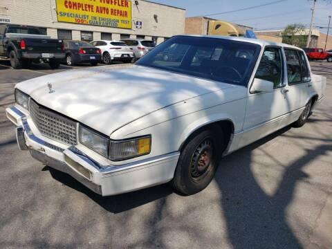 1990 Cadillac DeVille for sale at Vive Auto Sales in Skokie IL