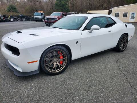 2016 Dodge Challenger for sale at Brown's Used Auto in Belmont NC