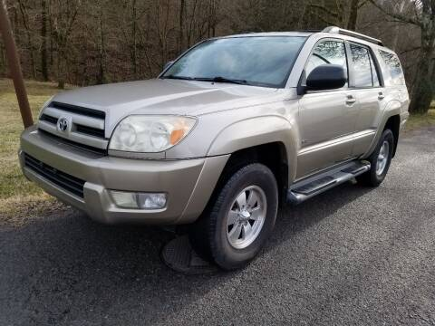 2003 Toyota 4Runner for sale at G T Auto Group in Goodlettsville TN