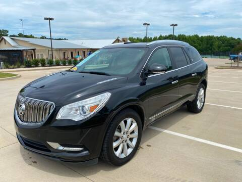 2014 Buick Enclave for sale at Preferred Auto Sales in Tyler TX