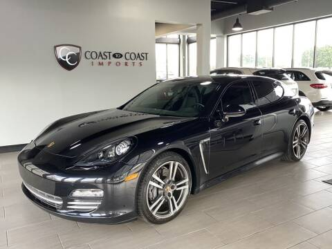 2013 Porsche Panamera for sale at Coast to Coast Imports in Fishers IN