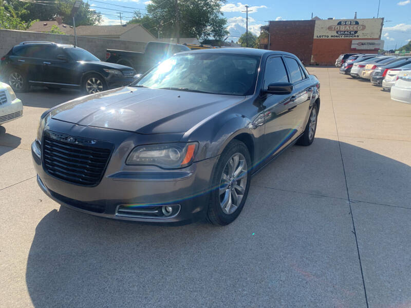 2014 Chrysler 300 for sale at Pro Auto Sales in Lincoln Park MI