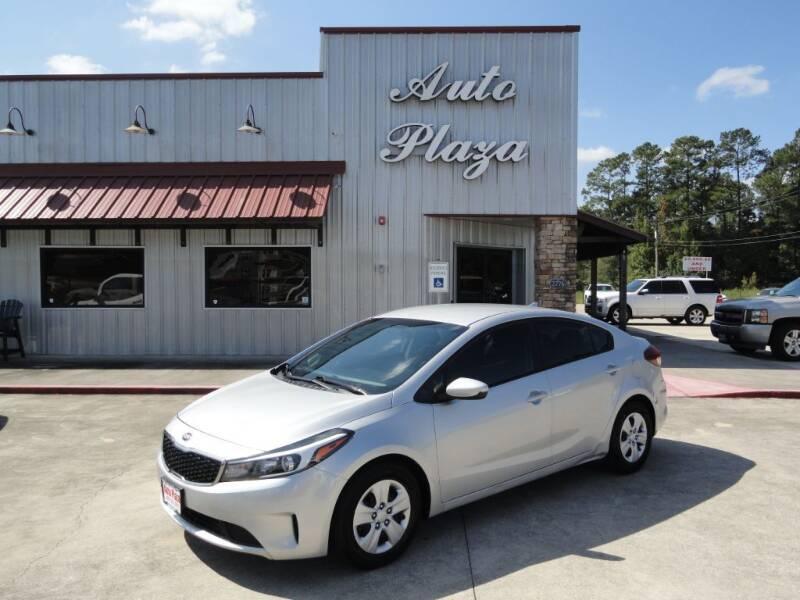 2017 Kia Forte for sale at Grantz Auto Plaza LLC in Lumberton TX