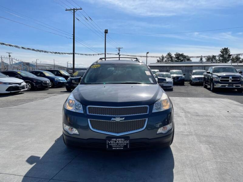 2010 Chevrolet Traverse for sale at Velascos Used Car Sales in Hermiston OR