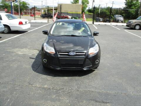 2012 Ford Focus for sale at Highway Auto Sales in Detroit MI