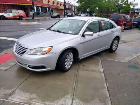 2011 Chrysler 200 for sale at Blackbull Auto Sales in Ozone Park NY