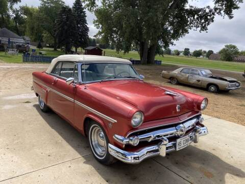 1954 Ford Crestline for sale at B & B Auto Sales in Brookings SD