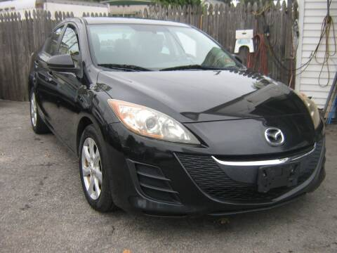 2010 Mazda MAZDA3 for sale at JERRY'S AUTO SALES in Staten Island NY
