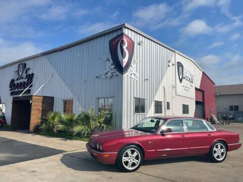 1999 Jaguar XJR for sale at Barrett Auto Gallery in San Juan TX