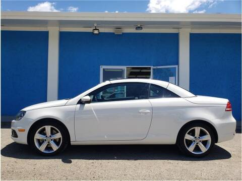 2012 Volkswagen Eos for sale at Khodas Cars in Gilroy CA