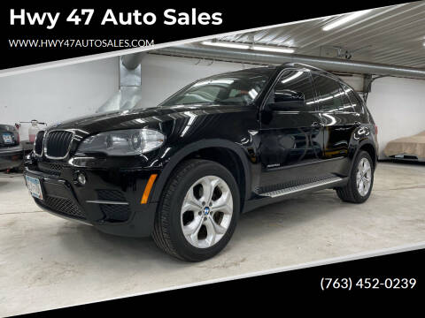 2012 BMW X5 for sale at Hwy 47 Auto Sales in Saint Francis MN