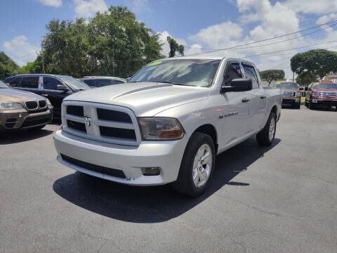 2012 RAM Ram Pickup 1500 for sale at Bargain Auto Sales in West Palm Beach FL