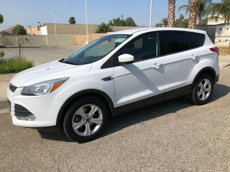 2015 Ford Escape for sale at C & C Auto Sales in Colton CA