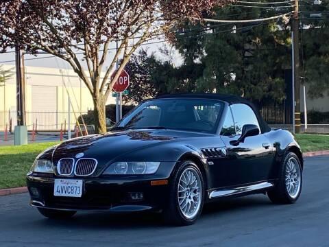 2001 BMW Z3 for sale at AutoAffari LLC in Sacramento CA