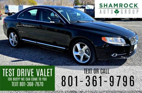 2010 Volvo S80 for sale at Shamrock Group LLC #1 in Pleasant Grove UT