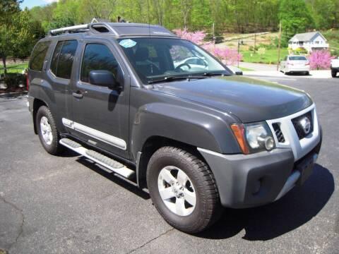 2011 Nissan Xterra for sale at 1-2-3 AUTO SALES, LLC in Branchville NJ