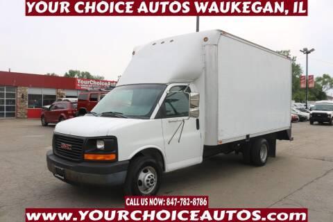 2004 GMC Savana Cutaway for sale at Your Choice Autos - Waukegan in Waukegan IL