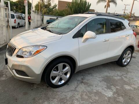 2016 Buick Encore for sale at Olympic Motors in Los Angeles CA
