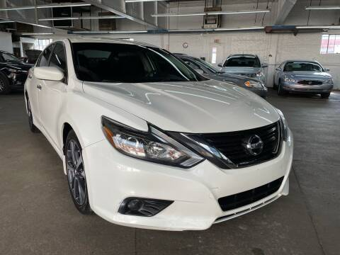 2016 Nissan Altima for sale at John Warne Motors in Canonsburg PA