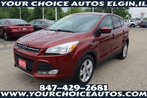 2014 Ford Escape for sale at Your Choice Autos - Elgin in Elgin IL
