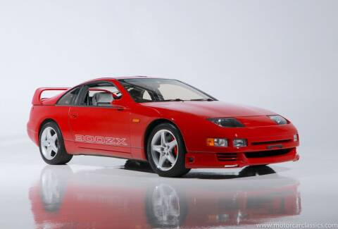 1991 Nissan 300ZX for sale at Motorcar Classics in Farmingdale NY
