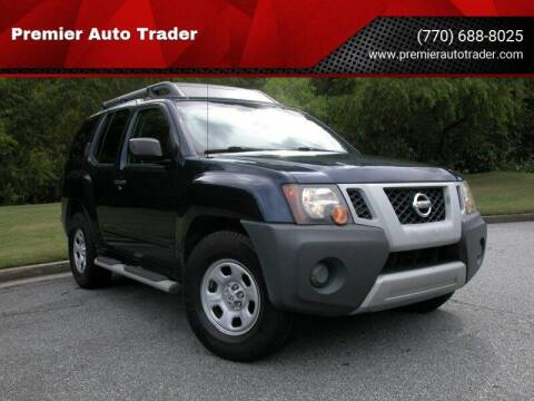 2009 Nissan Xterra for sale at Premier Auto Trader in Alpharetta GA