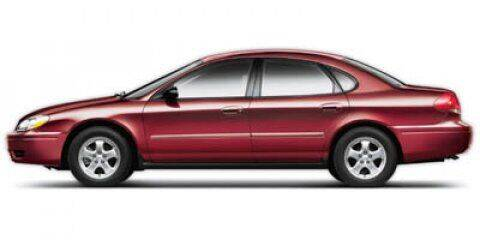2006 Ford Taurus for sale at DON'S CHEVY, BUICK-GMC & CADILLAC in Wauseon OH