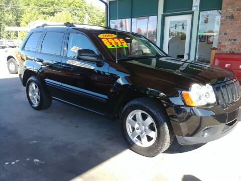 2008 Jeep Grand Cherokee for sale at Low Auto Sales in Sedro Woolley WA