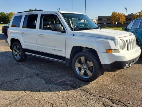 2014 Jeep Patriot for sale at Paramount Motors in Taylor MI