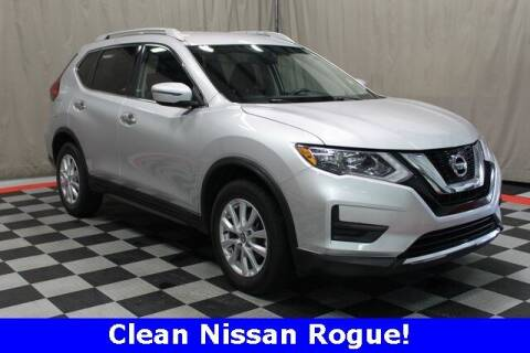 2017 Nissan Rogue for sale at Vorderman Imports in Fort Wayne IN