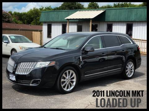 2011 Lincoln MKT for sale at ASTRO MOTORS in Houston TX