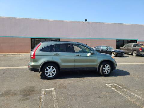 2007 Honda CR-V for sale at E and M Auto Sales in Bloomington CA