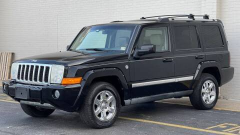 2007 Jeep Commander for sale at Carland Auto Sales INC. in Portsmouth VA