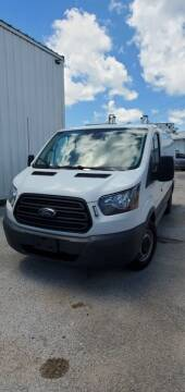 2017 Ford Transit Cargo for sale at North American Fleet Sales in Largo FL