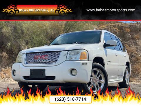 2006 GMC Envoy for sale at Baba's Motorsports, LLC in Phoenix AZ