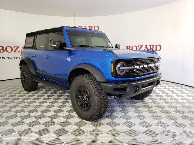 2021 Ford Bronco for sale at BOZARD FORD in Saint Augustine FL