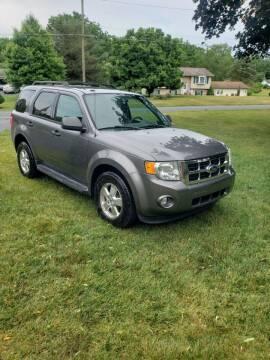 2011 Ford Escape for sale at Alpine Auto Sales in Carlisle PA