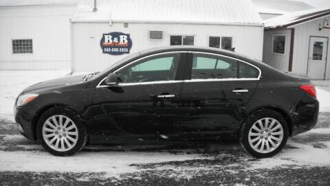 2013 Buick Regal for sale at B & B Sales 1 in Decorah IA