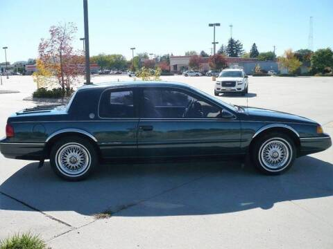 1992 Mercury Cougar for sale at STEVE'S AUTO SALES INC - Regular Inventory in Scottsbluff NE