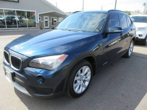 2014 BMW X1 for sale at Dam Auto Sales in Sioux City IA