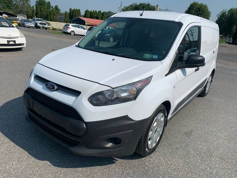 2016 Ford Transit Connect Cargo for sale at Sam's Auto in Akron PA
